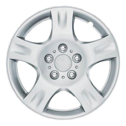 Enjoliveur de roue AutoTrends, 942, argent/laque, 15 po, paq. 4 Image de l'article