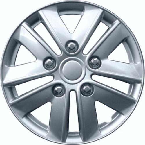 Enjoliveur de roue AutoTrends, 991, argent/laque, 16 po, paq. 4 Image de l'article