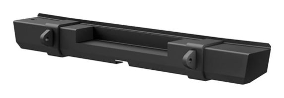 ARIES TrailChaser Jeep JL Steel Rear Bumper Product image