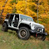 ARIES Jeep JL Inner Fender Liners, Front & Rear | ARIESnull