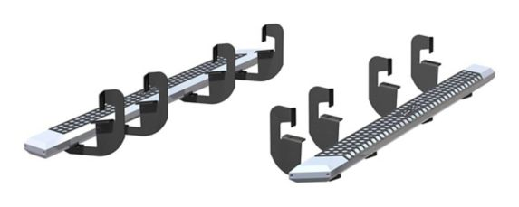 ARIES AdvantEDGE Side Bars, 5-1/2-in Product image
