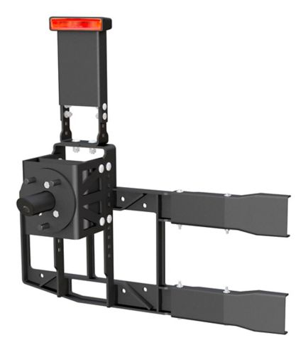 ARIES Jeep Wrangler JL Heavy-Duty Spare Tire Carrier Product image