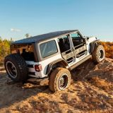 ARIES Jeep Wrangler JL Heavy-Duty Spare Tire Carrier | ARIESnull