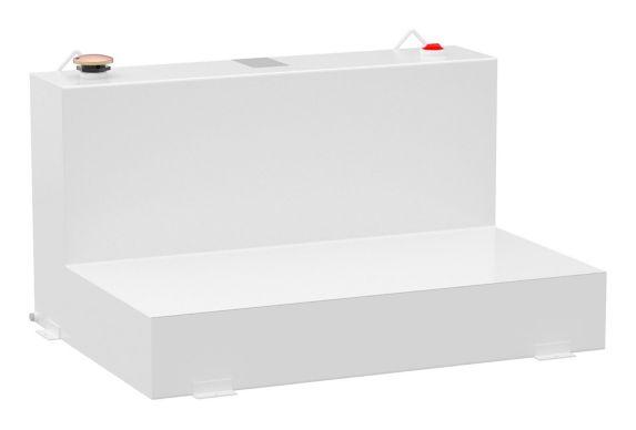 Réservoir de transfert en L UWS, acier, blanc, 85 gal Image de l'article