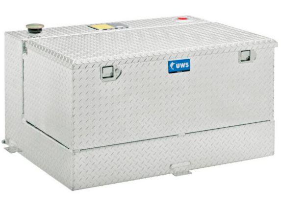 UWS Combo Aluminum Transfer Tank, 50-Gallon Product image