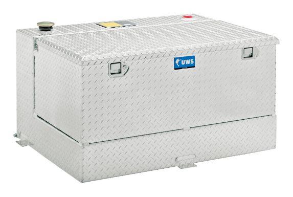 UWS Bright Aluminum Transfer Tank, 85-Gallon Product image
