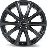 CRW GT2 Alloy Wheel, Gunmetal | CRWnull