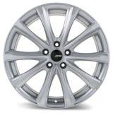 CRW GT2 Alloy Wheel, Gloss Silver | CRWnull