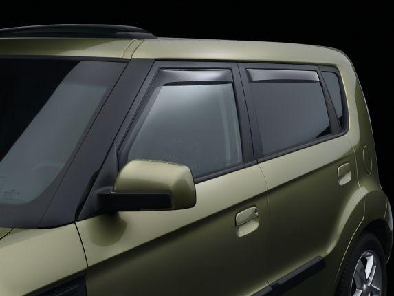 Déflecteurs de vitre WeatherTech, ensemble Image de l'article