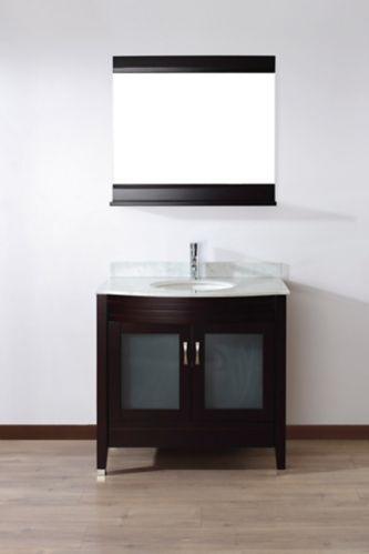 Meuble-lavabo Urban Bathe Alba, 36 po, variés Image de l'article