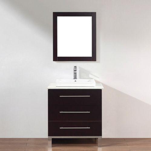 Urban Bathe Ginza Bathroom Vanity, 28-in Product image