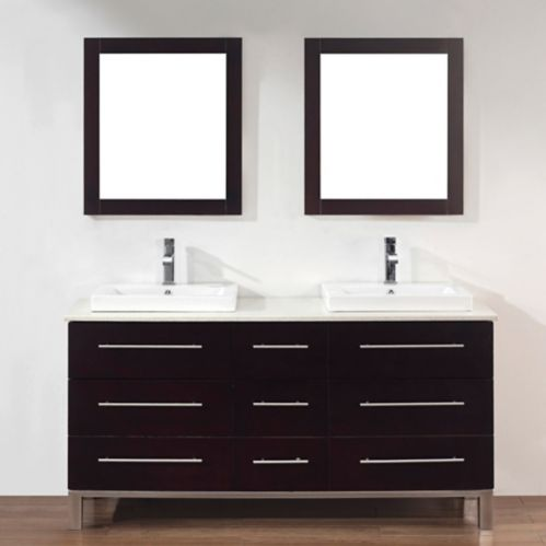 Urban Bathe Ginza Bathroom Vanity, 63-in Product image