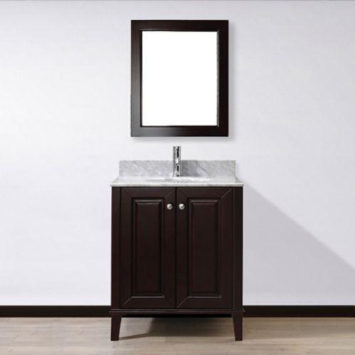 Meuble-lavabo Art Bathe Lily, 30 po Image de l'article
