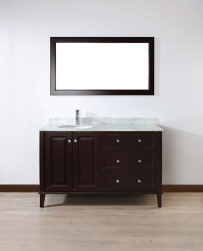 Meuble-lavabo Art Bathe Lily, 55 po Image de l'article