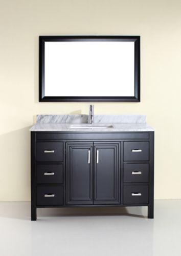 Urban Bathe Corniche Bathroom Vanity, 48-in Product image