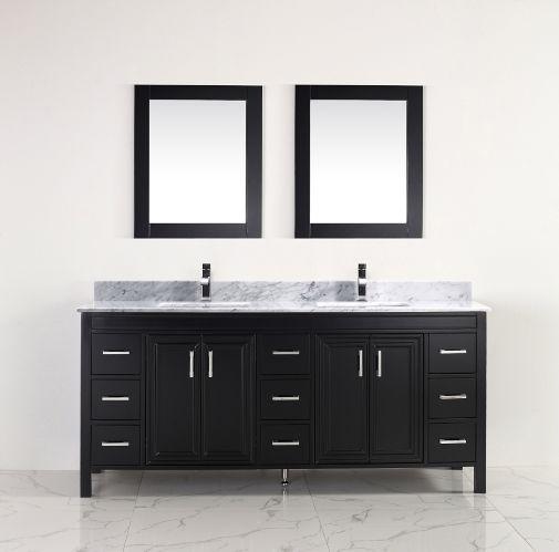 Meuble-lavabo Studio Bathe Corniche, 75 po Image de l'article