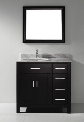 Urban Bathe Chloe Bathroom Vanity, 36-in Product image