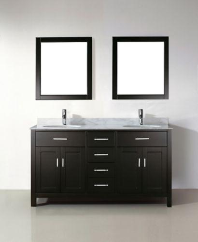 Urban Bathe Chloe Bathroom Vanity, 63-in Product image