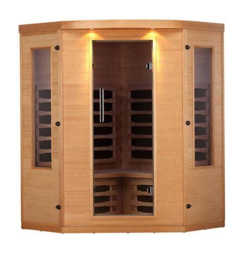 Sauna Aspen infrarouge Canadian Spa Company, 4 personnes Image de l'article