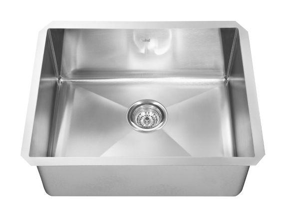 Kindred Designer Kitchen Under Mount Single Sink, 29-in Product image