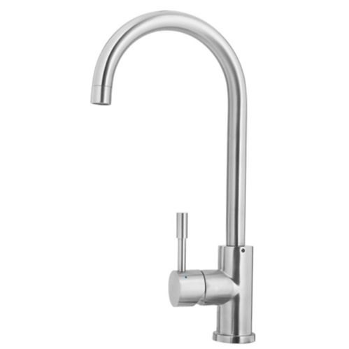 Kindred High Arc Stainless Steel Gooseneck Faucet Product image