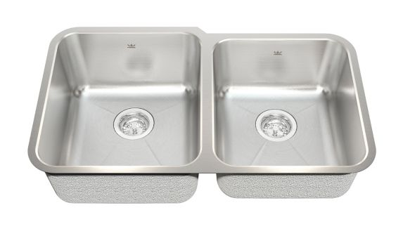 Kindred Kitchen Undermount Various Depth Combination Sink Product image