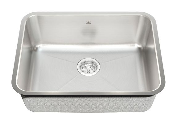 Kindred Kitchen Undermount Single Sink, 24 3/4-in Product image