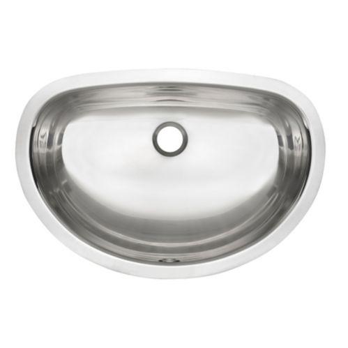 Kindred Vanity Bathroom Under Mount Sink, 20-in Product image