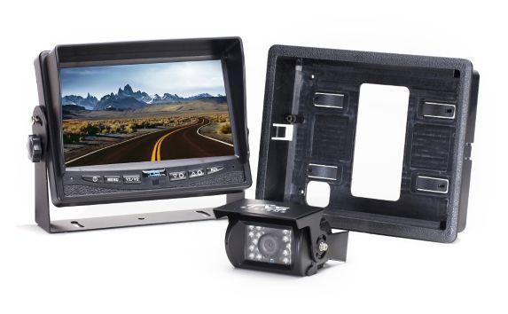 Système de caméra de recul avec écran encastré Image de l'article