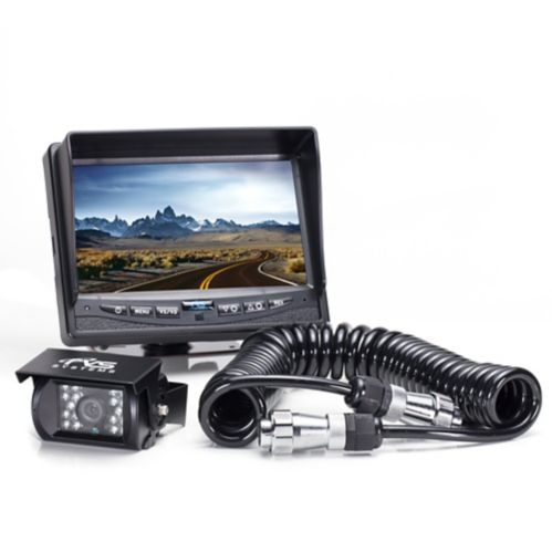 Safety Backup Camera System with Quick Connect Kit Product image