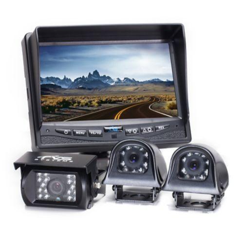 Caméra de recul avec caméras latérales Image de l'article