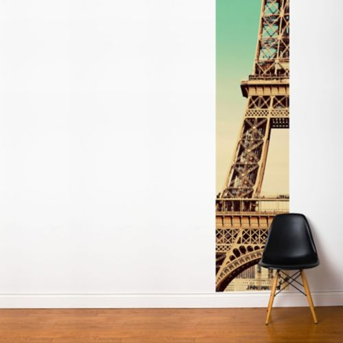 Adzif Contemporary Style Eiffel Tower Wall Mural Product image