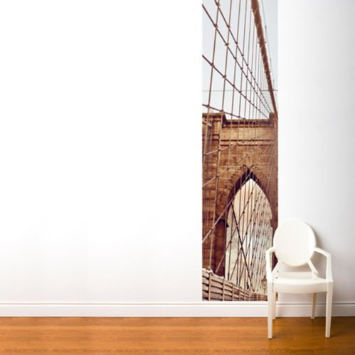 Adzif Classic Style To Brooklyn Wall Mural Product image
