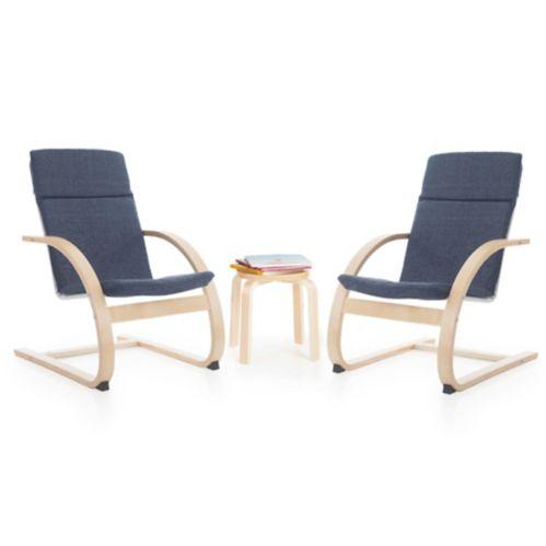 Guidecraft Kiddie Rocker Chair Set Product image