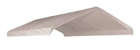 Toile d'abri de rechange ShelterLogic Super Max, blanc, 12 x 20 pi Image de l'article