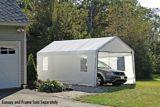 ShelterLogic Max AP™ Canopy ClearView Enclosure Kit, White, 10-ft × 20-ft | Shelter Logicnull