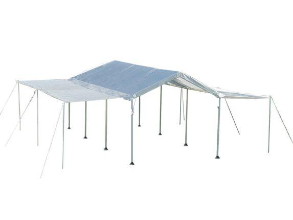 Rallonge pour abri Shelterlogic, blanc, 10 x 20 pi Image de l'article
