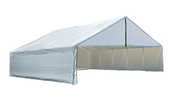 ShelterLogic Ultra Max™ Canopy Enclosure Kit, White, 30-ft x 30-ft Product image