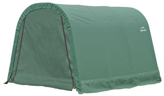 Abri à toit arrondi ShelterLogic ShelterCoat, vert, 10 x 12 x 8 pi Image de l'article