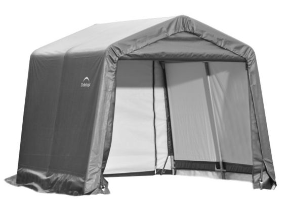 Abri à toit en pente ShelterLogic, 11 x 12 x 10 pi Image de l'article
