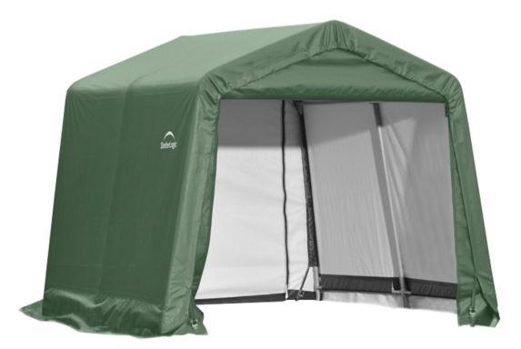 Abri à toit en pente ShelterLogic, 11 x 16 x 10 pi Image de l'article
