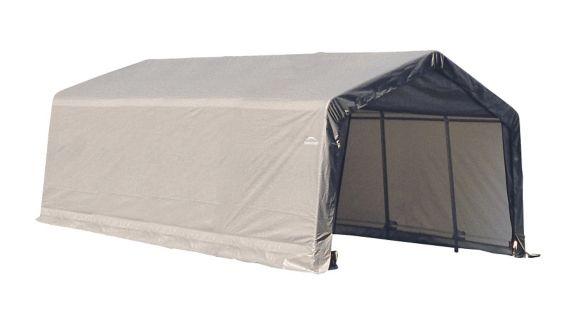 Abri à toit en pente ShelterLogic, 13 x 20 x 10 pi Image de l'article