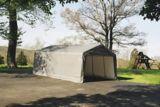 Abri à toit en pente ShelterLogic, 13 x 20 x 10 pi | Shelter Logicnull