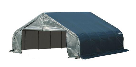 Abri à toit en pente Shelter Logic, acier Image de l'article