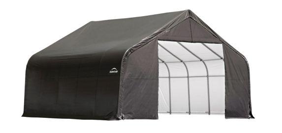 Abri à toit en pente ShelterLogic, 30 x 20 x 16 pi Image de l'article