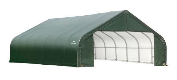 Shelter Logic Peak Style Shelter, 30-ft x 28-ft x16-ft Product image