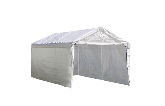Panneaux pour abri ShelterLogic, blanc, 10 x 20 pi Image de l'article
