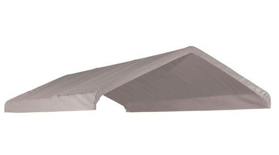 Toile d'abri de rechange ShelterLogic, 10 x 20 pi, blanc Image de l'article