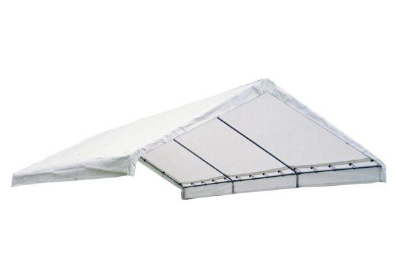 Toile d'abri de rechange ShelterLogic, blanc, 18 x 30 pi Image de l'article