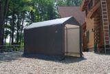 ShelterLogic Peak Style Storage Shed, 1-3/8-in | Shelter Logicnull